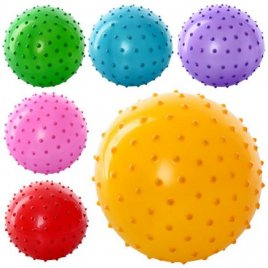 Мяч массажный средний MS 0022