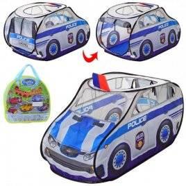 Палатка детская Полицейская машина MR 0029