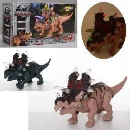 Динозавр со звуком и светом ходит NY005-B