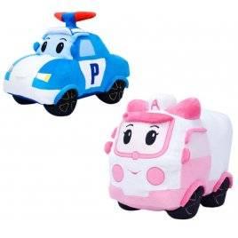 Мягкая игрушка Робокар Эмбер или Поли 000663-61