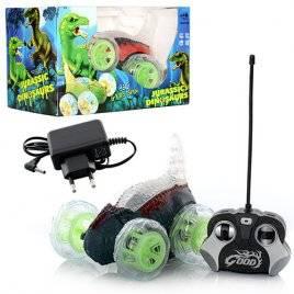 Машина на  радиоуправлении трюковая Динозавр 008-360K
