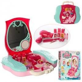 Набор парфюмерный Бьюти салон в чемоданчике с проектором 008-809A