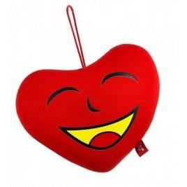 Мягконабивная Антистресс игрушка Сердце в очках  SOFT TOYS 01-29 ТМ DANKO TOYS