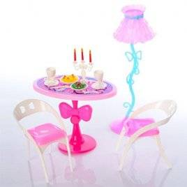 Мебель столовая для Барби O1