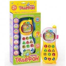 """Телефон """"Умный"""" на русском языке 7028 / 0101 Joy Toy"""
