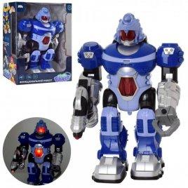 Робот со звуковыми и световыми эффектами UKA-A0103-3