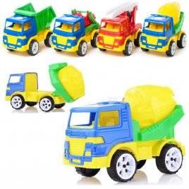 Автомобиль игрушечный М1 микс 017 Орион