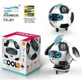 Робот повторюшка сенсорный со звуком и светом FX-J01