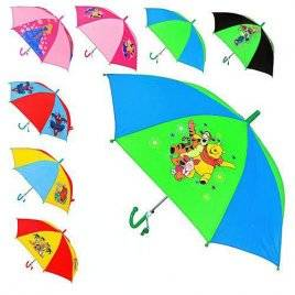 Уценка зонт детский металлический 0207/0356