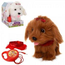 Собака интерактивная мягкая Обояшка-умняшка 0209