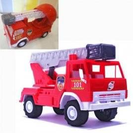 Пожарная машина Х2 с каской 027 в.2 Орион