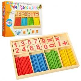 Набор первоклассника Математика 120 шт  0316