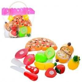 Продукты Пицца на липучке в сумке 0321