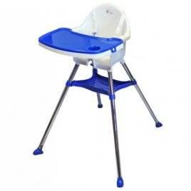 Стульчик для кормления  голубой 03220/2 DOLONI-TOYS