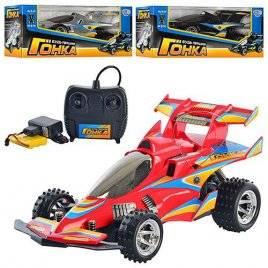 """Машина на радиоуправлении гоночная игрушечная """"Формула"""" на аккумуляторах M 0360 Limo Toy"""
