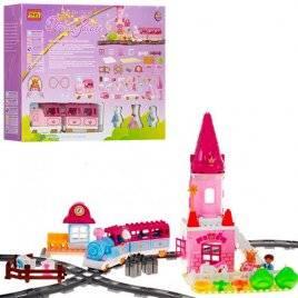 Купить детскую железную дорогу конструктор