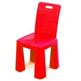 Стульчик-табурет детский пластиковый фиолетовый или красный 04690/4-5 Doloni