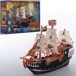 """Набор пиратов детский """"Пиратский кораблик"""" М 0512 малый"""