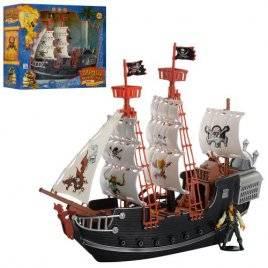 """Набор пиратов большой """"Пираты Черного моря"""" 0516"""