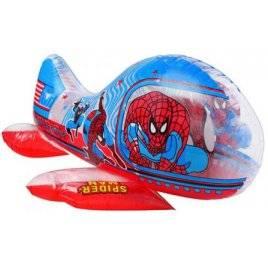 Самолет Спайдермен надувная игрушка 0562