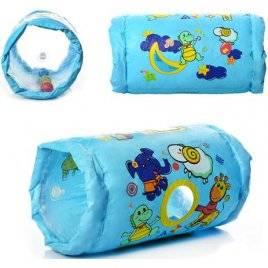 Валик надувной для детей с погремушкой MS 0650