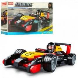 Конструктор гоночная машина+фигурка 120 деталей M38-B0677 SLUBAN