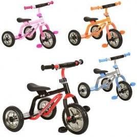 Велосипед детский трехколесный 0688-2 Profi - надежный и крепкий