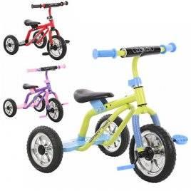 Велосипед трехколесный 0688-3 Profi - надежный и крепкий