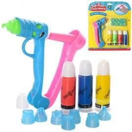 Застывающий 3D-пластилин с ручкой-пистолетом +12 запасок АКЦИЯ!!!!!! 8 запасок в подарок!!!! 0705+2*0704