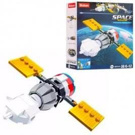 Конструктор космическая станция 58 деталей  M38-B0731H SLUBAN