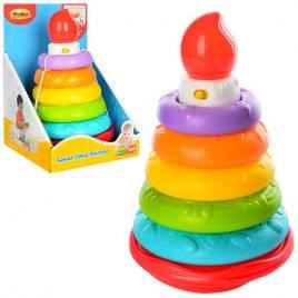 Пирамидка детская музыкальная Свечка 0770-NL WinFun