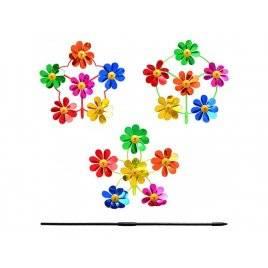 Ветрячок цветочки вертушка 0798