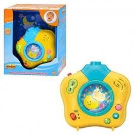 Проектор для малышей разные комбинации света/мелодий 0806 NL WinFun