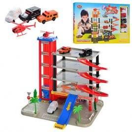 Гараж-парковка многоуровневый 0845 Joy Toy