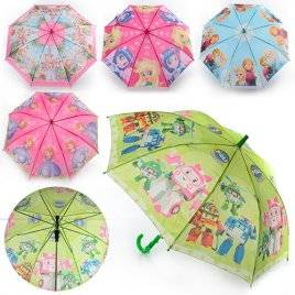 Зонт для детей Лучшие мультики 0857