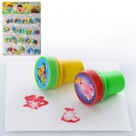 Печать детская 2 штуки 0868