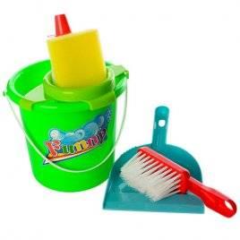 Набор для уборки детский игровой 6 предметов 089