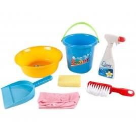 Набор для уборки детский игровой 7 предметов 090
