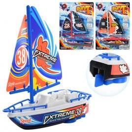 Катер игрушечный с парусом Extreme 0908/311-78