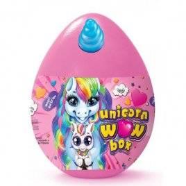 Набор для творчества Яйцо большое Unicorn Wow Box ДТ-ОО-09274 Danko Toys