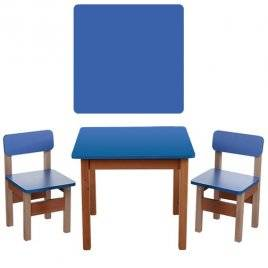 Стол и 2 стула для детей F095