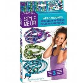 Набор для изготовления браслетов Wraparounds 09617 Style Me Up
