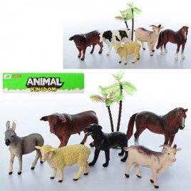 Животные домашние 6 штук 099B-1-2-4