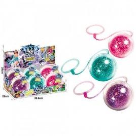 Бытовая техника яйцеварка со звуком и светом + продукты A1006-3-4