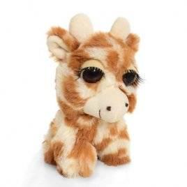 Мягкая игрушка глазастая Жираф 10101 малая