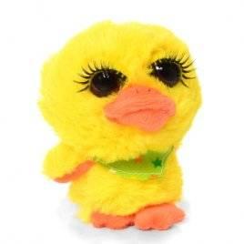 Мягкая игрушка глазастик Цыпленок 10105 малая