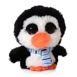 Мягкая игрушка глазастик Пингвин 10107 малая