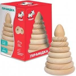 Купить деревянные пирамидки для детей