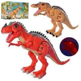 Динозавр со звуком и светом ходит 1011-12A