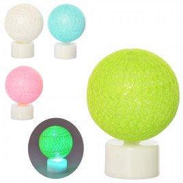 Ночник-шарик со световыми эффектами 10159
